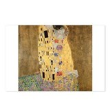Funny Gustav klimt Postcards (Package of 8)