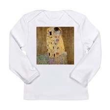 Cute Gustav klimt Long Sleeve Infant T-Shirt