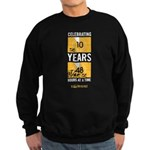 48HFP 10 Years Sweatshirt