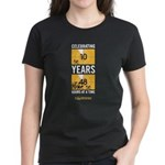 48HFP 10 Years Women's T-Shirt