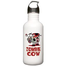 Zombie Cow Water Bottle