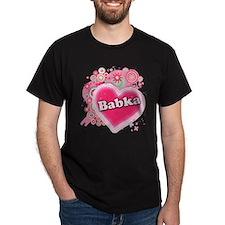 Babka Heart Art T-Shirt
