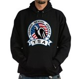 TSA Trained Sexual Assault Hoodie
