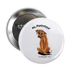 "Rhodesian Ridgeback Manipulate 2.25"" Button"