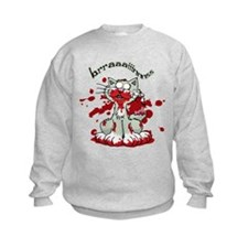 Zombie Kitty Sweatshirt