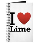 I Love Lime Journal