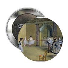 "Unique Ballerina 2.25"" Button (100 pack)"