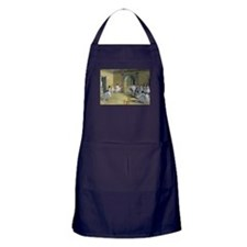 Cute Ballerina Apron (dark)