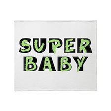Super Baby Throw Blanket