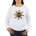Leopards Women's Long Sleeve T-Shirt