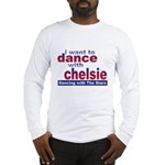 I want to Dance with Chelsie Long Sleeve T-Shirt