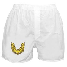 Firebird Muscle Car Boxer Shorts