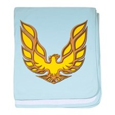 Firebird Muscle Car baby blanket