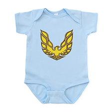 Firebird Muscle Car Infant Bodysuit