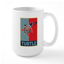 Turtle Hope Large Mug