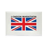 London Marathon Rectangle Magnet (100 pack)