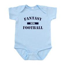 XXL Fantasy Football Infant Bodysuit