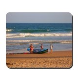 Manly Beach Surf Life Savers Mousepad