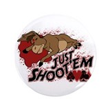 "Dead Donkey 3.5"" Button"