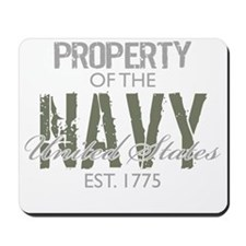 Property of the US Navy (Gree Mousepad