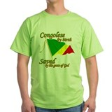 congolese by birth T-Shirt