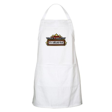 World's Greatest Podiatrist Apron
