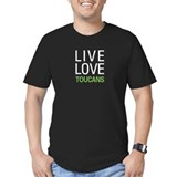 Live Love Toucans T