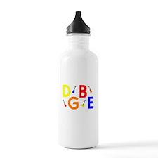 Baritone Ukulele Water Bottle