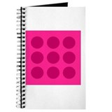 'Pink Polka Dot' Journal