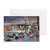 Rat Rod Studios Christmas Cards 9(Pk of 10)