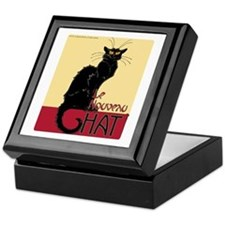 The New Cat Keepsake Box