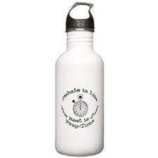 Debate is Life Water Bottle