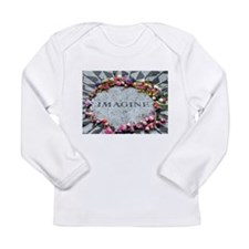 Imagine Long Sleeve Infant T-Shirt