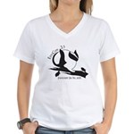 EduCon 2.3 Women's V-Neck T-Shirt