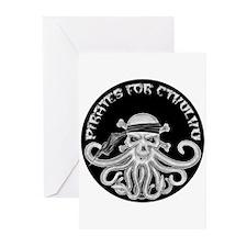 Cute Cthulu Greeting Cards (Pk of 20)