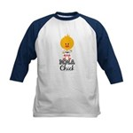 MMA Chick Kids Baseball Jersey