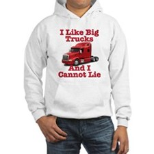 I Like Big Trucks Peterbilt Hoodie
