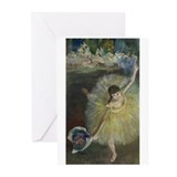 Unique Edgar degas Greeting Cards (Pk of 10)
