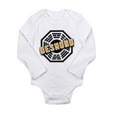 Unique Desmond Long Sleeve Infant Bodysuit