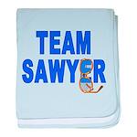 Lost TEAM SAWYER baby blanket