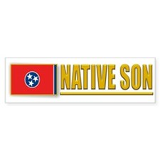 Tennessee Native Son Bumpersticker (10pk)