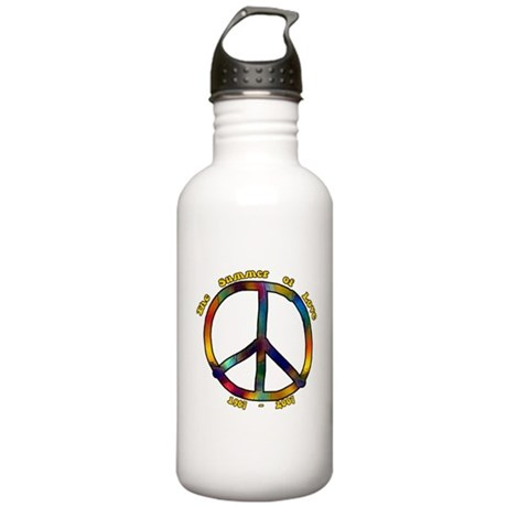 Summer of Love 1967 Stainless Water Bottle 1.0L