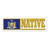 New York Native Bumpersticker (10pk)