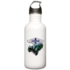 Green British Morgan Water Bottle