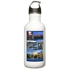 Victoria BC Canada Water Bottle