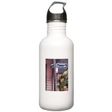 Bourbon Street Sign Water Bottle