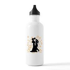 Ballroom Dance Couple Water Bottle