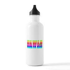 Hawaiian Sunset Water Bottle