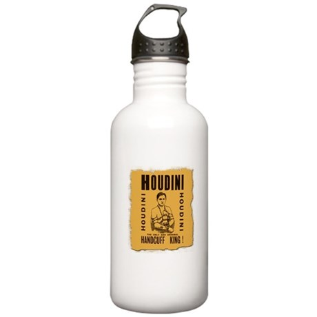 Houdini Handcuff King Stainless Water Bottle 1.0L