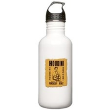 Houdini Handcuff King Water Bottle